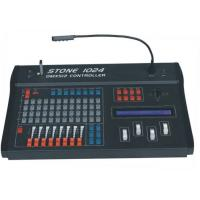 Wholesale 1024 DMX 512 Lighting Control Console for DJ Lighting with CE & ROHS from china suppliers