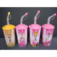 Wholesale Promotion gift set ( 3D lenticular cup, bottle, plate, placemat) from china suppliers