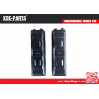 Wholesale XDE Bolt On Rubber Pad 800X165X80 Rubber Pad Excavator Rubber Pad For Sale from china suppliers