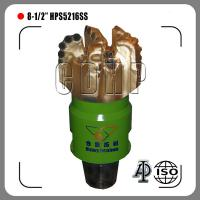 China 8 1/2 China strong penetration PDC drill bit manufacturer without MOQ on sale