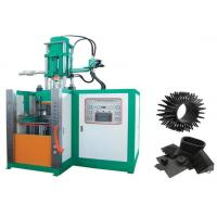 Buy cheap Curing Adjustable Rubber Injection Moulding Machine AC 380V 48.75kw Low Power Consumption from wholesalers