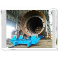 Buy cheap Heavy Duty Welding Turning Roll Conventional Welding Rotator With Steel Roller from wholesalers