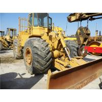 Wholesale Used CAT 814B Wheel Bulldozer For Sale with winch from china suppliers