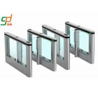 Wholesale RFID Smart Automatic Fast Speed Gate Swing Barrier Gate Stylish Design OEM from china suppliers
