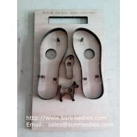 Slipper sole steel cutting dies factory