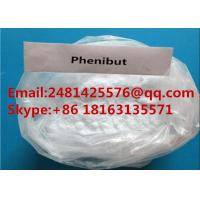China Pharmaceutical Medical Raw Materials Phenibut for Anxiety Reduction CAS 1078-21-3 on sale