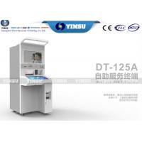Wholesale Bank Self Check In Kiosk Corrosion Resistance And High Speed Running from china suppliers