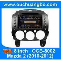 Wholesale Auto MP3 player for Mazda 2 2010-2012 with GPS navigation system Steering wheel control china factory price OCB-8002 from china suppliers