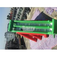 Quality Height 11.5m Free Fall Safety Giant Inflatable Slide For Adult 0.55mm PVC for sale