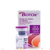 China Anti-Wrinkles Botulinum Toxin A Allergan Botox 100UI 150UI for For Beauty Facial Smoothing good effects on sales Facial on sale