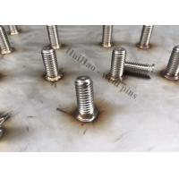 Wholesale M6 Stainless Steel Stud Welder Pins With Internal Female Thread For Arc Welding from china suppliers