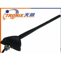 Wholesale Decorative AM FM Car Antenna Connector / Universal Auto Antenna Black Color from china suppliers