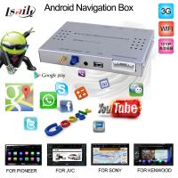 Wholesale Android Navigation Box With KENWOOD upgrade Internet,facebook,WIFI,HD1080,Online movie,music from china suppliers