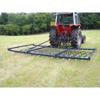 China Chain Drag Harrow with Lawn Tractor,GHL12 12ft Wide on sale
