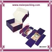 Wholesale Personal Care Products Packaging Box/cardboard perfume sample box ME-CD007 from china suppliers