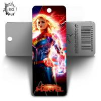 Wholesale Custom Lenticular Promotional 3d Holographic Bookmarks 0.6mm PET+157g Coated Paper from china suppliers