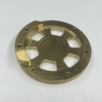 Wholesale Anodizing CNC Milling Brass Precision Parts For Light Industry Departments from china suppliers