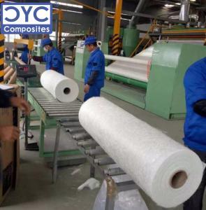 Quality CYC Fiberglass Chopped Strand Mat (ECY-CSM) for sale