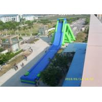 Wholesale Renting Waterproof Children Giant Inflatable Hippo Slide For Backyard from china suppliers