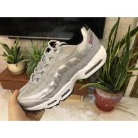 China NIKE AIR MAX 95 PREMIUM QS in Gray nike shoes for men 2019 on sale