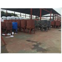 Wholesale High Efficient Portable Industrial Sandblasting Equipment Vertical / Horizontal from china suppliers