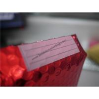 Wholesale Odorless Red Metallic Bubble Envelopes  , 245x330 #A4 Bubble Wrap Envelopes from china suppliers