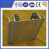 Profile aluminum heatsink / custom heatsink / industrial aluminium profiles for sale