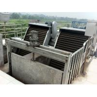 China Grille sewage and industrial  Wastewater Bar Screen machine , water purification screening on sale