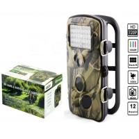 Buy cheap No Flash LED Night Vision Stealth Trail Camera , Animal Decoy Hidden Camera 12MP 720P from wholesalers
