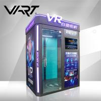 Wholesale High Profit VR Arcade Machines / Virtual Reality Simulator With HTC VR Game from china suppliers