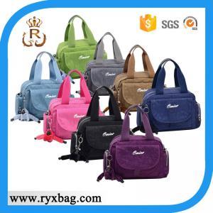 Women polyester handbags