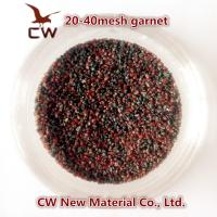 Wholesale Garnet sand blasting abrasives 20/40 30/60 from china suppliers