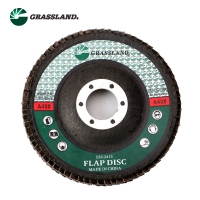 """Wholesale Angle Grinder Metal 4-1/2"""" 40 Grit Flap Disc Wheel from china suppliers"""