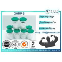 Wholesale GHRP6 Human Growth Peptides Steroids Ghrp 6 87616-84-0 for Muscle Gaining from china suppliers