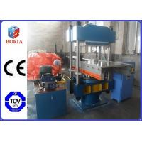 Wholesale PLC Rubber Press Machine , Hot Vulcanizing Machine With Push Pull Device from china suppliers