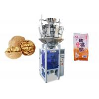 Wholesale Automated Packing Machine , Vertical Form Fill Seal Packaging Machine For Pecan from china suppliers