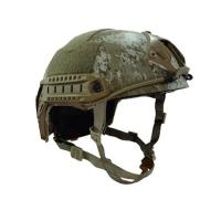 Wholesale Men Ballistic Military Bulletproof Helmet Lightweight , Army Ach Helmet from china suppliers