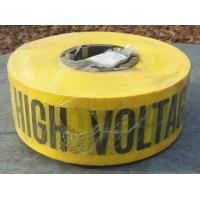 China YelloRed DANGER Tape Caution Tape Roll 3-Inch Non-Adhesive Sharp Red Color Warning Tape,Caution Tape for Barrier Warning on sale