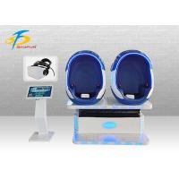 Wholesale Double / Single Seat VR Pod Cinema Machine With Controller L200 * W90 * H185cm from china suppliers