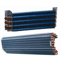 China Aluminium Finned Copper Tube Evaporator Assembly Air Conditioner Parts on sale