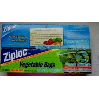 Wholesale Zipper Seal Food Storage Bag, 1 Gallon / 40 ct. 1.7 mil, minigrip, Ziploc, American value from china suppliers