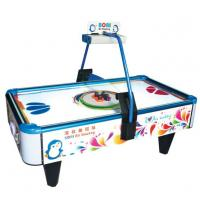 China Hot Sale Indoor Playground Equipment Air Hockey Coin Operated Air Hockey Table 2 Players Game Machine For Playground on sale