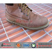 Wholesale Hot Dipped Galvanized welded steel grating platform from china suppliers
