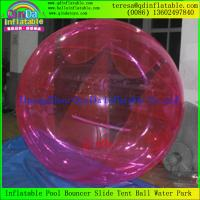 China 2015 Best Sale Inflatable Water Toys For Adults Transparent Inflatable Walking Water Ball on sale