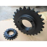 Wholesale High frequency quenching Metal Gear Wheel / Hardened Chain Sprocket Wheel from china suppliers