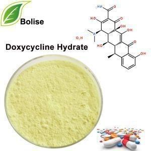 Wholesale Doxycycline Hydrate 564-25-0 Pharmaceutical API Raw Materials from china suppliers