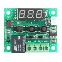 Buy cheap 12V DC Digital Cooling Heating Thermostat Temperature Controller 10A Relay With Waterproof Sensor Probe -50-110 Degree from wholesalers
