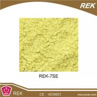 Wholesale REK-7SE Grayish Yellow Mineral Enhancement Fiber Applied to Brake Pads from china suppliers