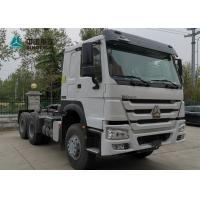 China SINOTRUK Howo 6x4 Prime Mover Tractor Truck for sale