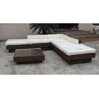 All Weather Wicker Patio Furniture outdoor sectional sofa set